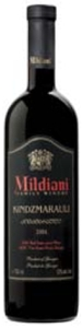 Mildiani Kindzmarauli Red Semi Sweet 2004, Kakheti Bottle