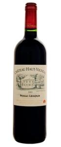 Château Haut Vigneau 2006, Ac Pessac Léognan Bottle
