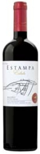 Estampa Estate Malbec 2009, Colchagua Valley Bottle