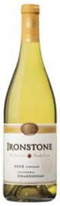 Ironstone Chardonnay 2008, California Bottle
