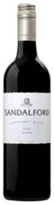 Sandalford Shiraz 2009, Margaret River Bottle