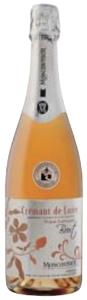 Moncontour Brut Crémant De Loire Rosé, Ac Bottle