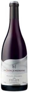 Le Clos Jordanne Village Reserve Pinot Noir 2008, VQA Niagara Peninsula Bottle
