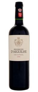 Seigneurs D'aiguilhe 2006, Ac Côtes De Castillon Bottle