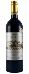 Château D'argadens 2006, Ac Bordeaux Supérieur Bottle