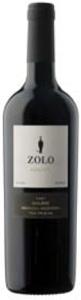 Zolo Reserve Malbec 2007, Mendoza Bottle