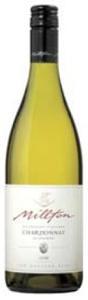 Millton Riverpoint Vineyard Chardonnay 2008, Gisborne, North Island, Bio Dynamically Grown Grapes Bottle