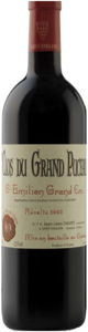 Clos Du Grand Puceau 2003, Ac Saint émilion Grand Cru Bottle