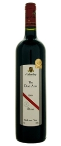 D'arenberg The Dead Arm Shiraz 2004 Bottle
