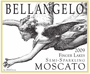 Bellangelo 2009 Moscato Bottle