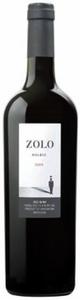 Zolo Classic Malbec 2009, Mendoza Bottle