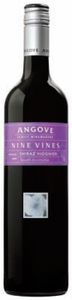 Angove's Nine Vines Shiraz/Viognier 2009, South Australia Bottle