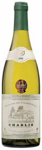 Domaine Du Chardonnay Chablis 2008, Ac Bottle