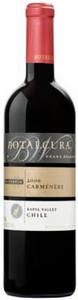 Botalcura La Porfia Grand Reserve Carmenère 2006, Rapel Valley Bottle