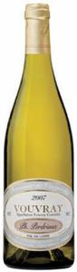 Domaine De Vaugondy Vouvray Sec 2007, Ac Bottle