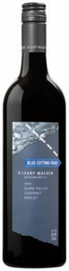 O'leary Walker Blue Cutting Road Cabernet/Merlot 2006, Clare Valley, South Australia Bottle
