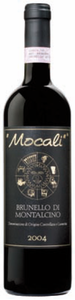 Mocali Brunello Di Montalcino 2004, Docg Bottle