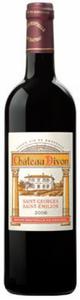 Château Divon 2006, Ac St Georges Saint émilion Bottle
