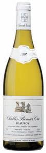Alain Geoffroy Beauroy Chablis Premier Cru 2007 Bottle