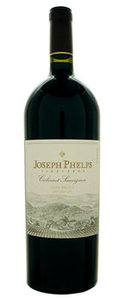 Joseph Phelps Cabernet Sauvignon 2007, Napa Valley Bottle