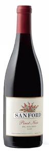 Sanford Pinot Noir 2008, Santa Rita Hills, Santa Barbara County Bottle
