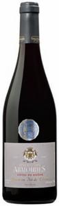 Terres D'avignon Réserve Des Armoires Côtes Du Rhône 2007, Ac Bottle