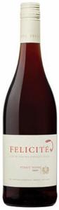 Felicité Pinot Noir 2009, Wo Eilandia, Walker Bay Bottle