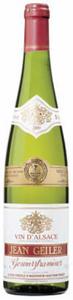 Jean Geiler Gewurztraminer 2009, Ac Alsace Bottle