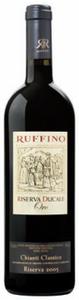 Ruffino Ducale Oro Chianti Classico Riserva 2005, Docg Bottle