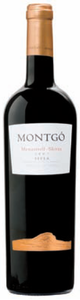Montgó Monastrell/Shiraz 2007, Do Yecla Bottle