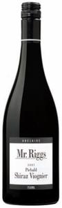 Mr. Riggs Shiraz/Viognier 2007, Adelaide Hills, South Australia Bottle