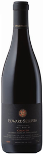 Edward Sellers Cognito 2006, Paso Robles Bottle