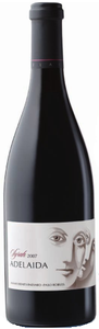 Adelaida Cellars Anna's Estate Vineyard Syrah 2007, Paso Robles Bottle