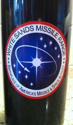 White Sands Missle Range Cabernet Sauvignon 2009(?) 2009 Bottle
