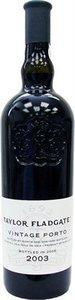Taylor Fladgate Vintage Port 2003 Bottle