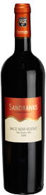 Sandbanks Baco Noir Reserve 2007 Bottle