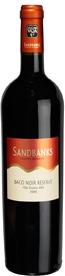 Sandbanks Baco Noir Reserve 2007 Bottle
