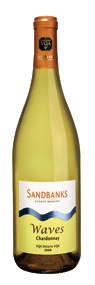 Sandbanks Waves Chardonnay 2008 Bottle