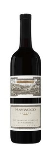 Haywood Los Chamizal Vineyard Zinfandel 2006, Sonoma Valley Bottle