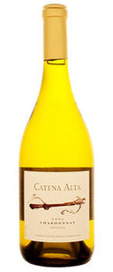 Catena Alta Chardonnay 2008, Mendoza Bottle
