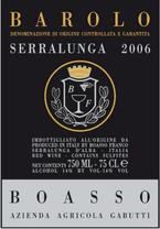 Boasso Serralunga Barolo 2005, Doc Bottle