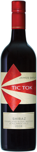 Tic Tok Pocketwatch Shiraz 2008, Frankland River, Mudgee & Mclaren Vale Bottle