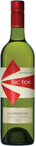 James Oatley Tic Tok Chardonnay 2008, Mudgee & Pemberton Bottle
