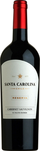 Santa Carolina Cabernet Sauvignon Reserva 2008 Bottle