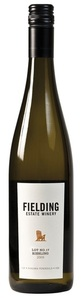 Fielding 2010 Lot No. 17 Riesling 2009 Bottle