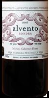 Alvento Sondra Merlot Cabernet Franc 2007, Niagara Peninsula Bottle