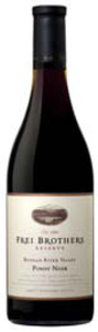 Frei Brothers Reserve Pinot Noir 2007, Russian River Valley, Northern Sonoma Bottle