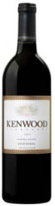 Kenwood Zinfandel 2007, Sonoma County Bottle