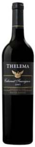 Thelema Cabernet Sauvignon 2007, Wo Stellenbosch Bottle