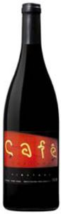 Café Culture Pinotage 2009, Wo Western Cape Bottle